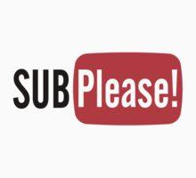 SUB PLEASE! by jgdias94