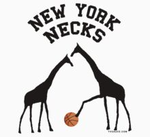 New York Necks (for light-colored shirts) T-Shirt