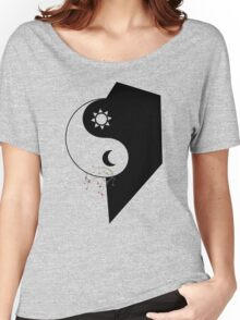 Balance in all things (black) Women's Relaxed Fit T-Shirt