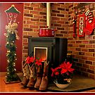 Christmas Boots by Jessie Miller/Lehto