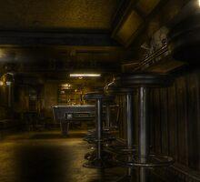 Empty Pub by Jonny Monk