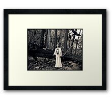 Day Dreaming Framed Print
