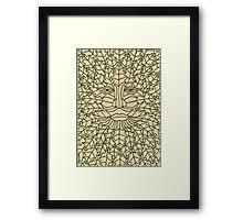 Green Man - 2 Framed Print