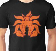 Kurama Chakra Mode Unisex T-Shirt