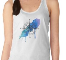 Star Lit Way Women's Tank Top