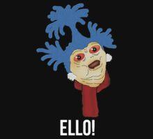 """Worm """"Ello!"""" by ReZourceman"""