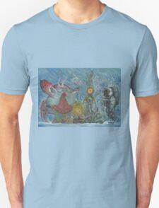 Sponge Robert Strange Pants and Friends T-Shirt