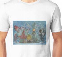 Sponge Robert Strange Pants and Friends Unisex T-Shirt