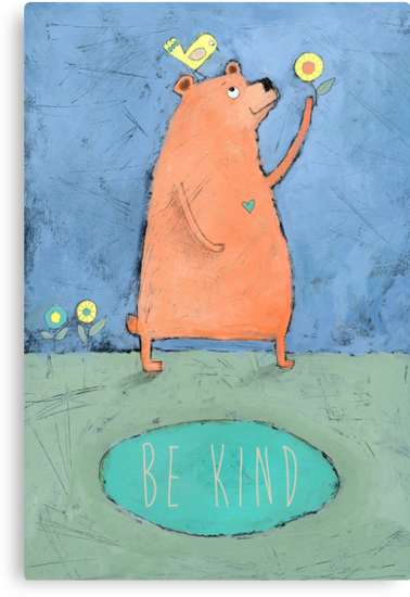 Be Kind by Judi Bagnato