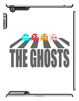 THE GHOSTS by madeofthoughts