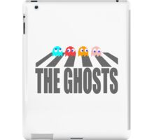 THE GHOSTS iPad Case/Skin