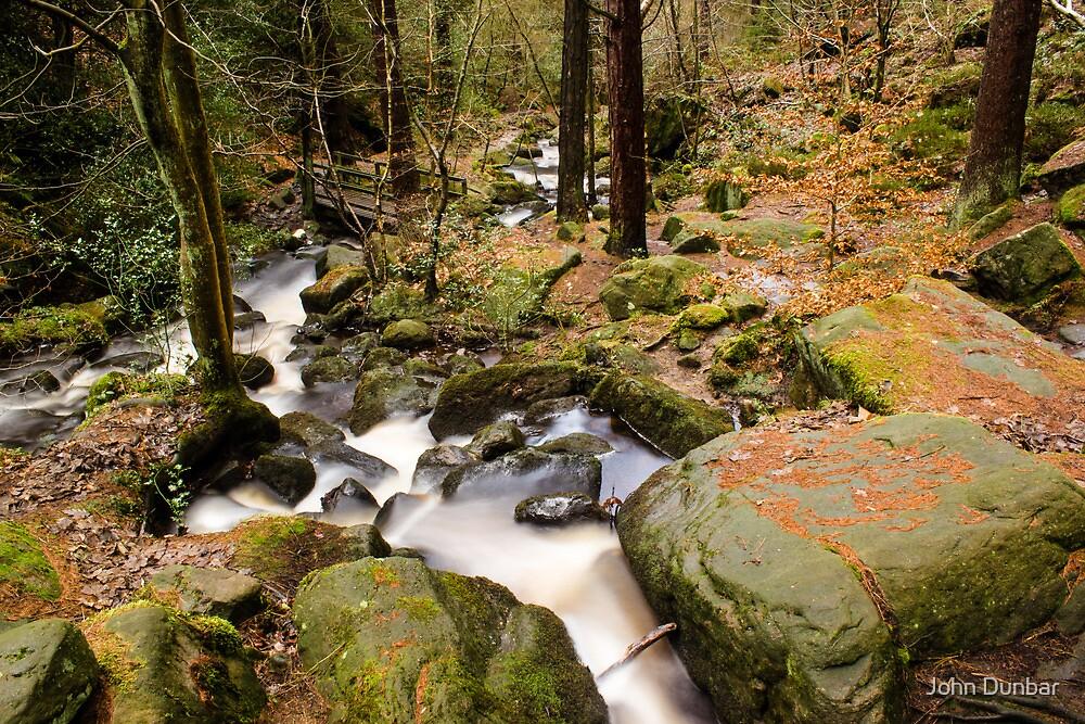 Wyming Brook Valley by John Dunbar