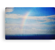 Paint Me The Rainbows Canvas Print