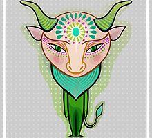 taurus zodiac sign by nuanz