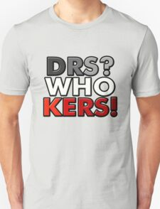 DRS WHO KERS (01)  T-Shirt