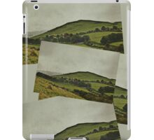 When Evening In The Shire Was Grey iPad Case/Skin