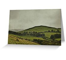 When Evening In The Shire Was Grey Greeting Card