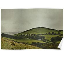 When Evening In The Shire Was Grey Poster