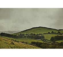 When Evening In The Shire Was Grey Photographic Print