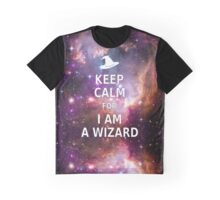 I am a Wizard Graphic T-Shirt