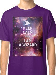 I am a Wizard Classic T-Shirt