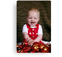 Merry Christmas for 2012 Canvas Print
