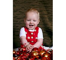 Merry Christmas for 2012 Photographic Print