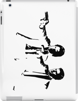 Winchesters - Pulp Fiction by GiorgosPa