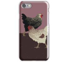 Hens Walk 2013 iPhone Case/Skin