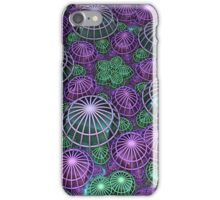 Caged in a Sphere, 3-d abstract case iPhone Case/Skin
