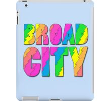 Broad City Title iPad Case/Skin