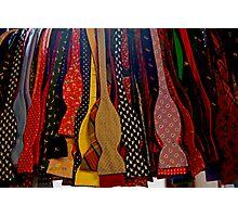 Bow Tie Heaven Photographic Print