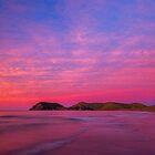 Port Jackson sunset II by Paul Mercer