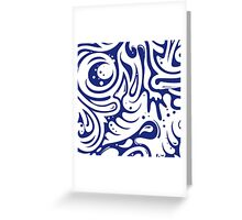 Wonderful Shy Fabulous Kind Greeting Card