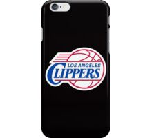 NBA - Clippers iPhone Case/Skin