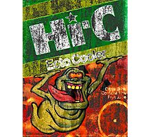 ECTO COOLER VINTAGE  Photographic Print