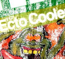 ECTO COOLER VINTAGE  Sticker