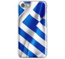 Greek flag  iphone case iPhone Case/Skin