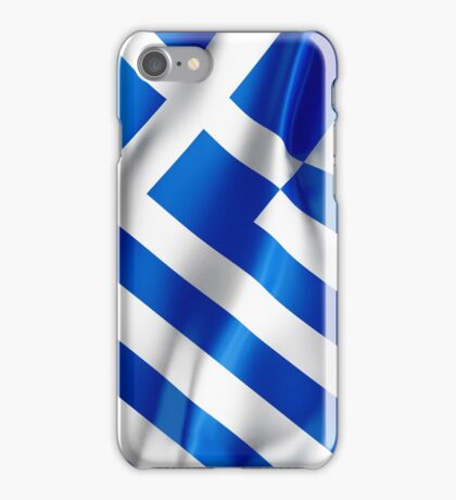 Greek flag  iphone case iPhone Case/Skin