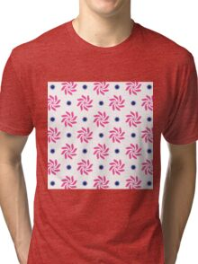Gentle Successful Nutritious Easygoing Tri-blend T-Shirt