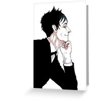 Gotham - Penguin iPhone Case Greeting Card