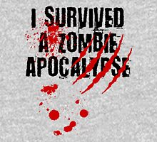 I Survived a Zombie Apocalypse Unisex T-Shirt