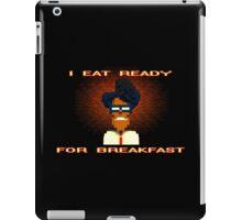 Moss Eats Ready iPad Case/Skin