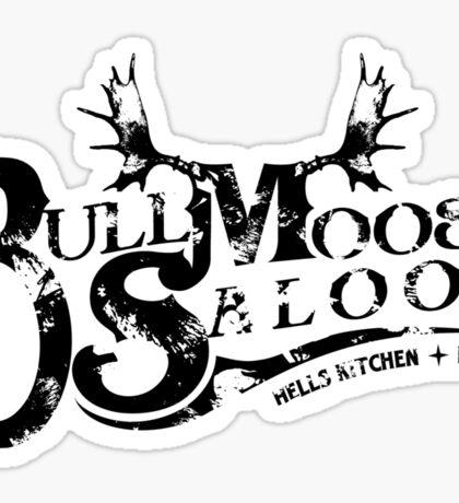 Bull Moose Saloon - NYC Sticker