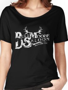 Bull Moose Saloon - NYC Women's Relaxed Fit T-Shirt