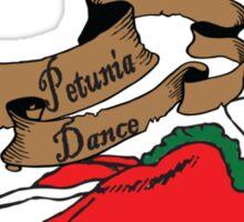 Pete and Pete Dance Petunia Dance Sticker