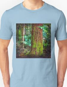 New growth in rainforest Unisex T-Shirt