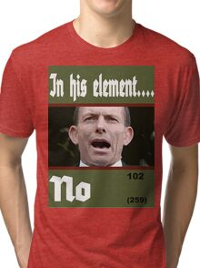 In His Element Tri-blend T-Shirt