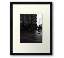 We really do Framed Print