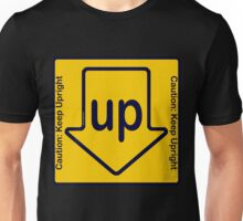 Up Is Down - Always wrong. Unisex T-Shirt